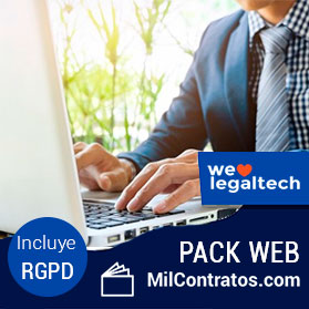 Pack Web MilContratos.com